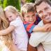 Het geluk vinden in een nieuw samengesteld gezin