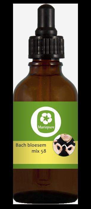 bach bloesem mix 58