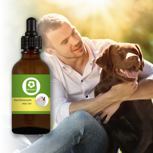 Bachbloesem Mix 101 Overmatig blaffende honden